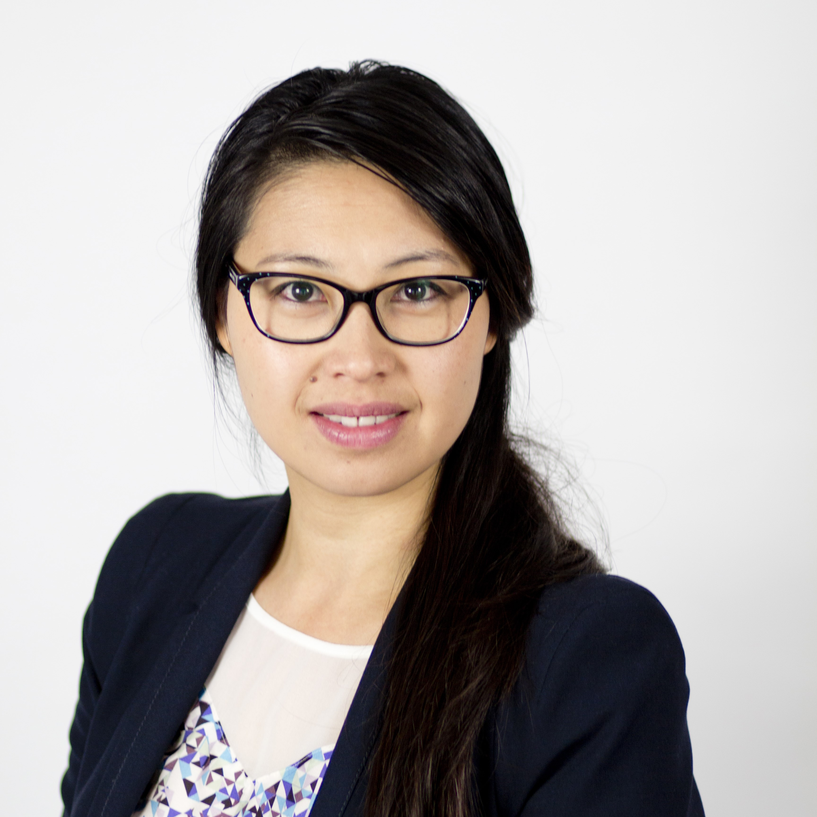 Even voorstellen: data analist Thuy Ngo